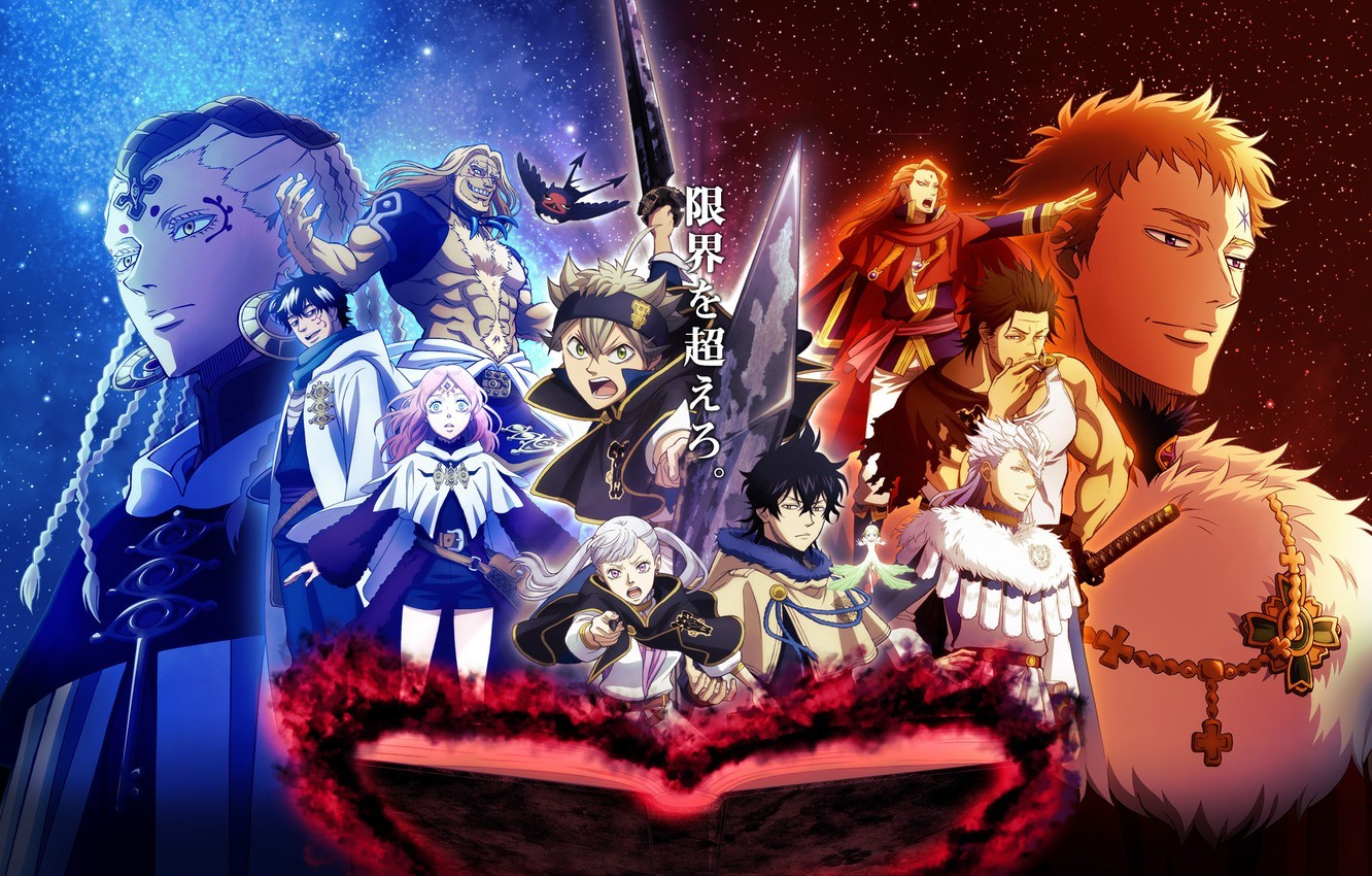 Black Clover Chapter 271 Read Online and English Release Date