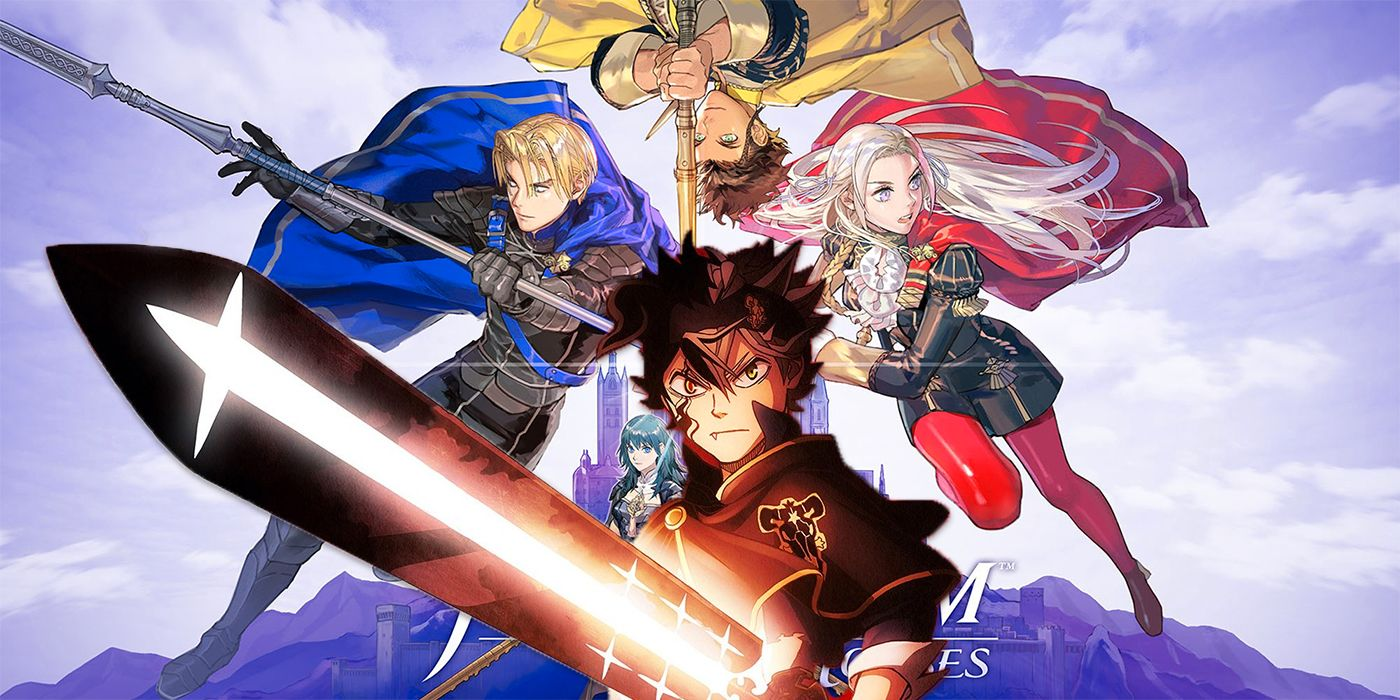 Black Clover Chapter 272 Read Online for Free and Legally