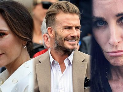 David Beckham, Courtney Cox Rumors- Victoria wants Divorce over Fears of Husband's Affair