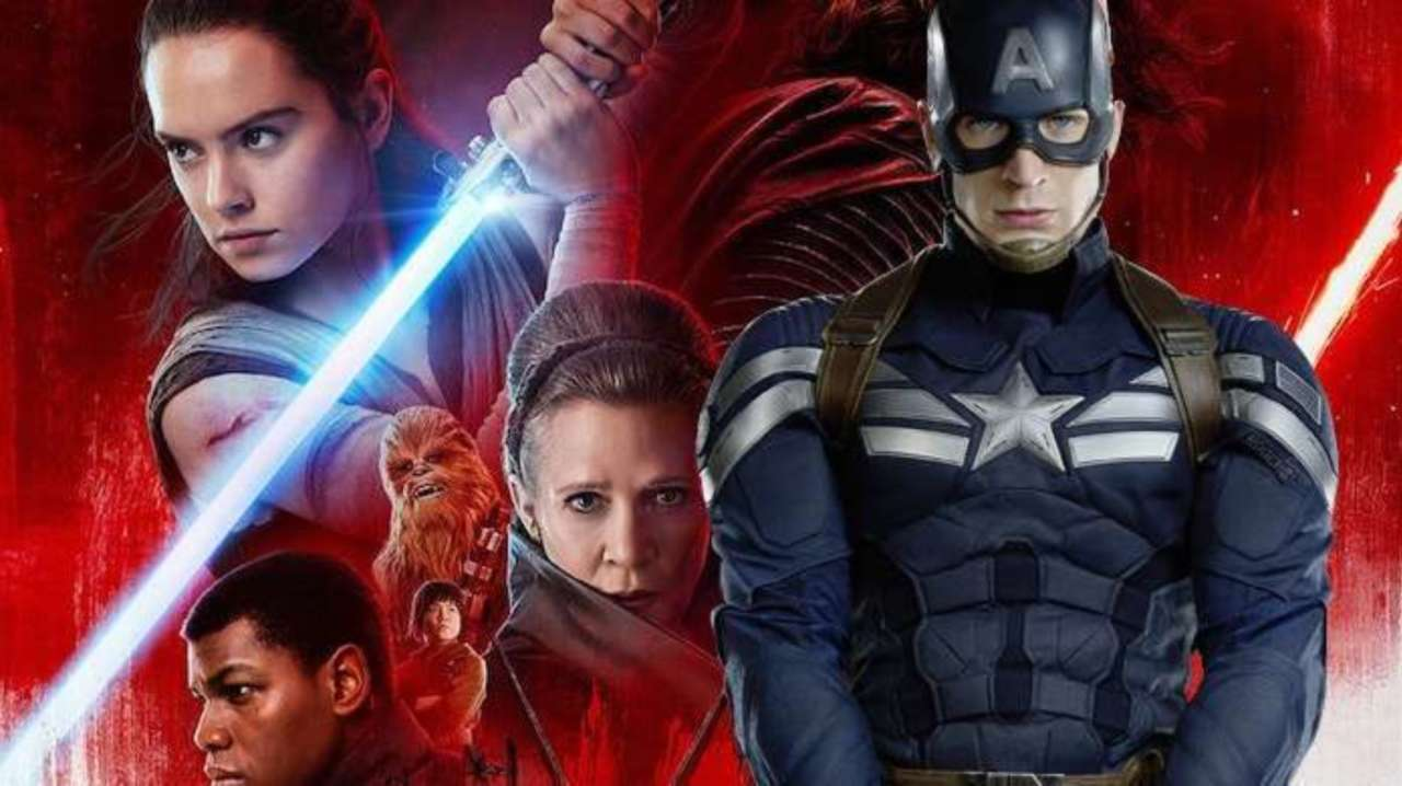 Disney in talks with Chris Evans for the next Star Wars Trilogy