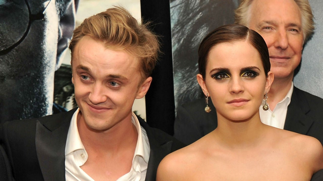Emma Watson, Tom Felton Dating Rumors and Real Truth