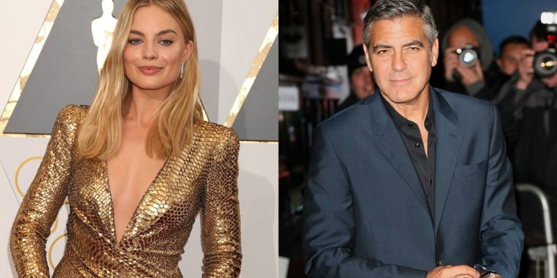 George Clooney, Margot Robbie Rumors- Hollywood Star has banned the Actress from Movies