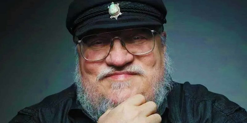 George RR Martin wishing Halloween is attacked by Fans asking for The Winds of Winter Book