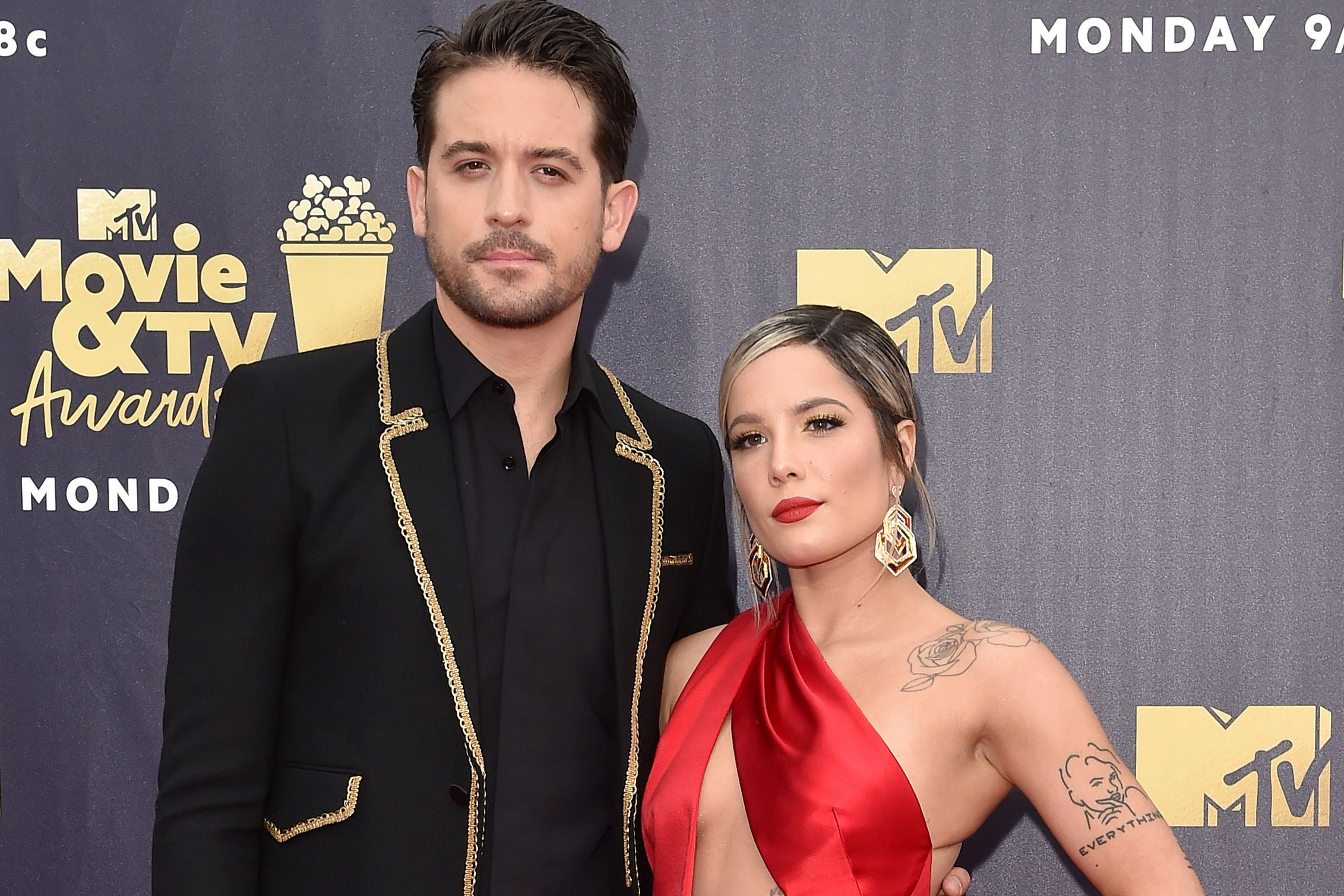 Halsey and G-Eazy Dating Rumors