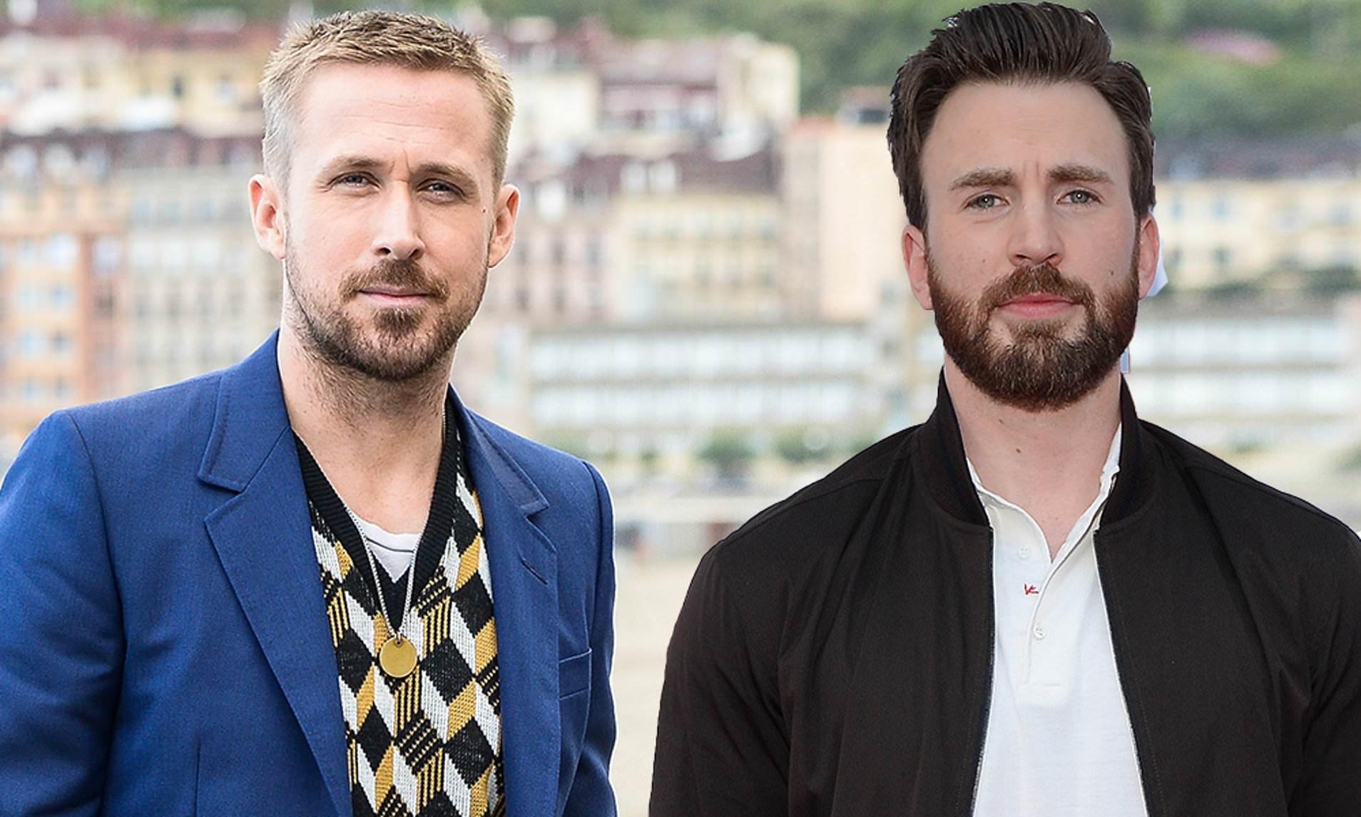 Is Chris Evans free to join the Star Wars Universe?
