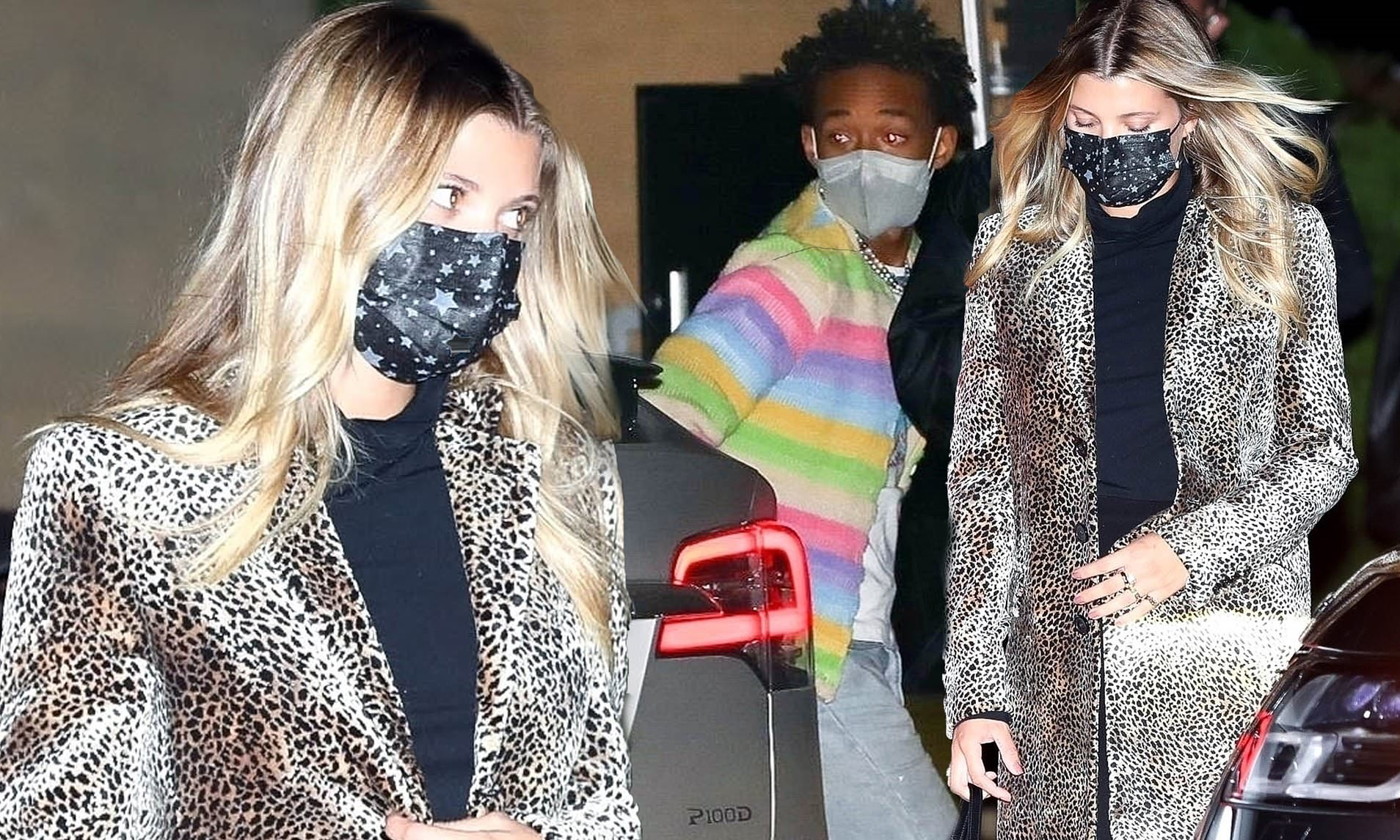 Jaden Smith and Sofia Richie are back in Romantic Relationship