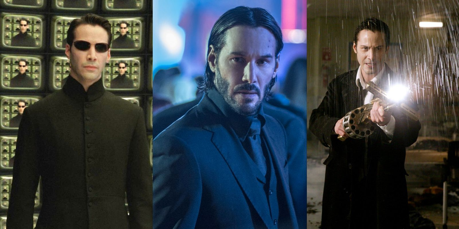 Keanu Reeves in the Constantine Sequel after 15 Years