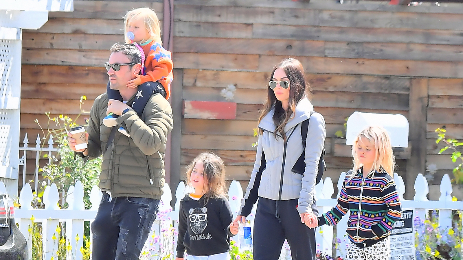Megan Fox says Brian Austin wants to Portray her as a Bad Mother