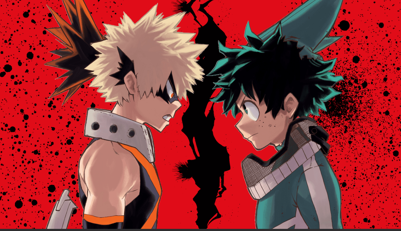 My Hero Academia Chapter 289 Read Online for Free and Legally