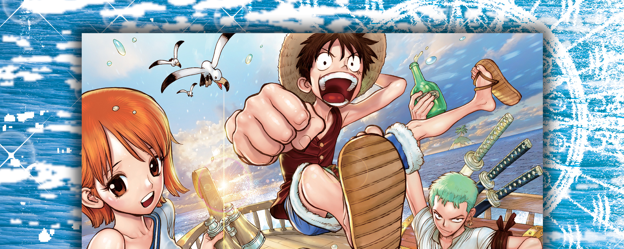 One Piece Chapter 994 Read Online for Free and Legally
