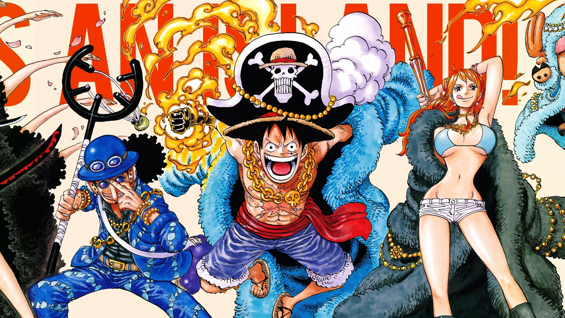 One Piece Chapter 995 Release Date, Scans and Read Online
