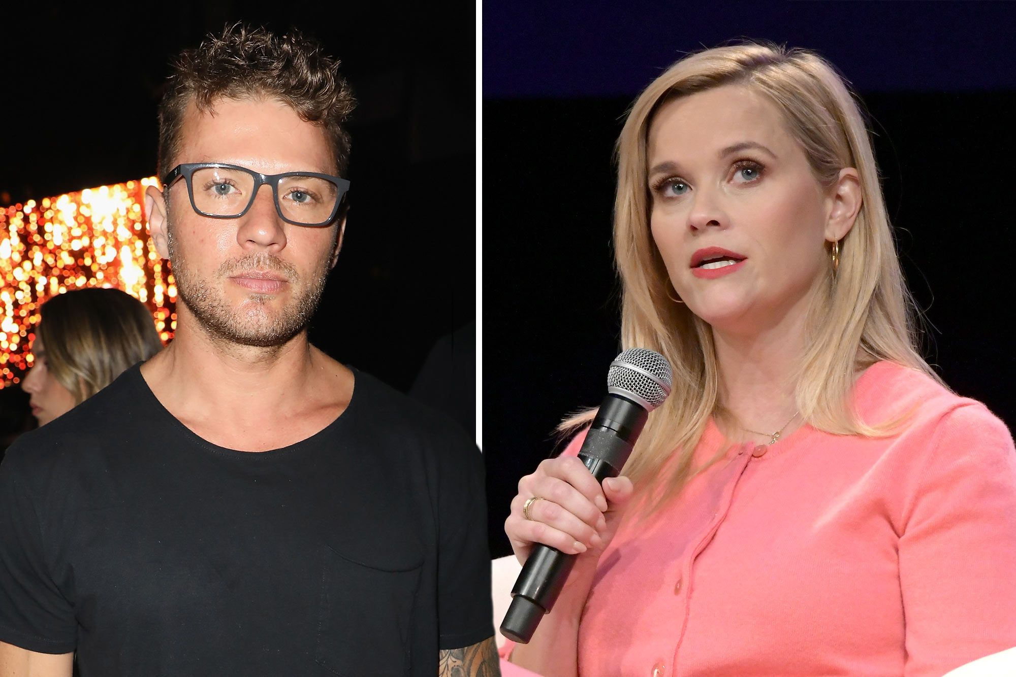 Reese Witherspoon meeting  Ryan Phillippe can Destroy her Marriage