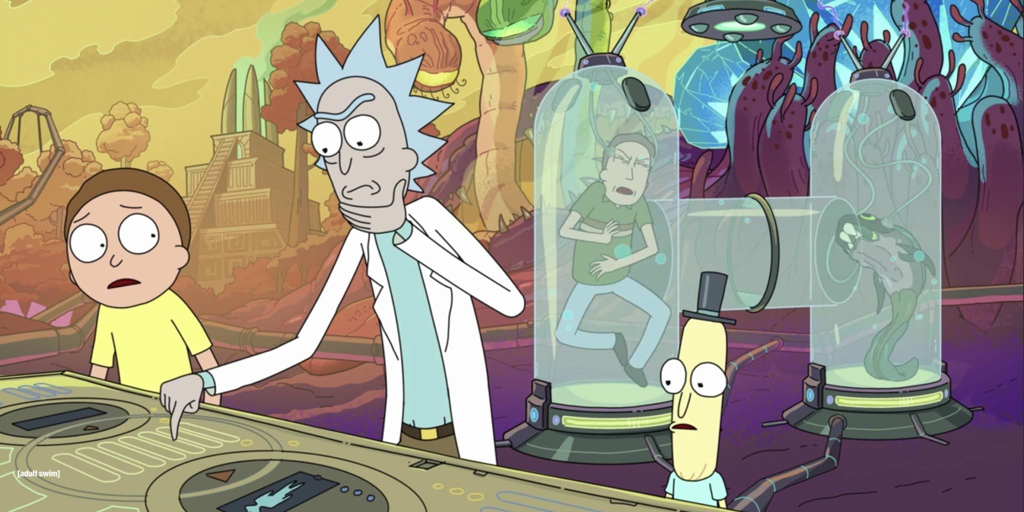 Rick and Morty Season 5 Release Date Updates