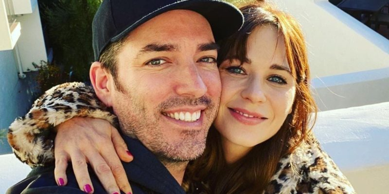 Zooey Deschanel, Jonathan Scott Marriage Rumors- Couple planning a Las Vegas Wedding Ceremony