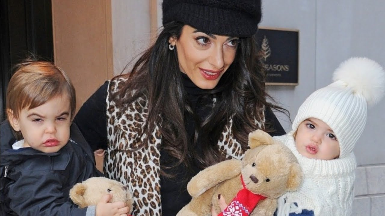 Amal can Dump George as she wants more Kids