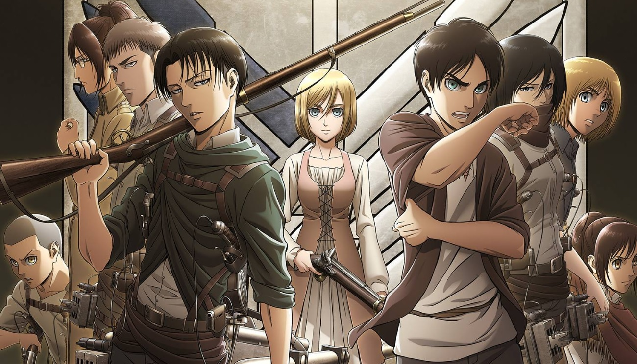 Attack on Titan Chapter 136 Spoilers Predictions for the Main Characters