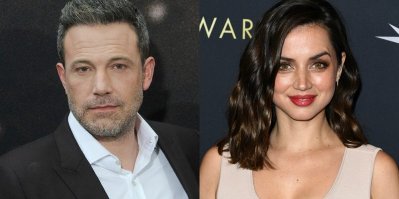 Ben Affleck, Girlfriend Ana De Armas Move in Together