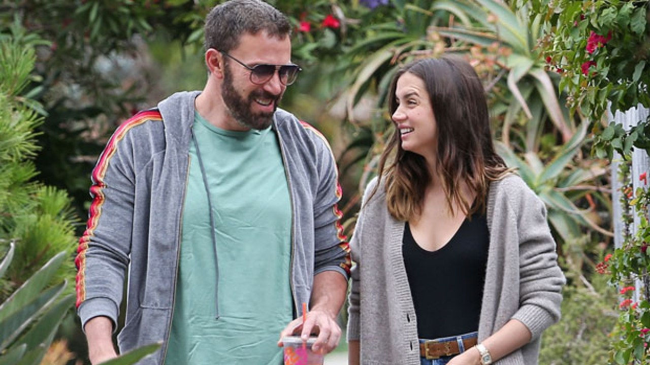 Ben Affleck and Ana de Armas are Ready for Marriage and Kids