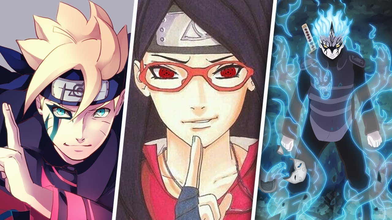 Boruto Chapter 54 Release Date English and Read Online