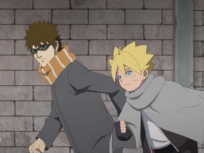 Boruto Episode 180 Release Date, Spoilers, Preview: Boruto is Shocked to see Mugino in the City