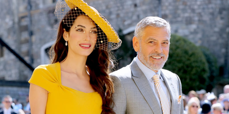 George Clooney, Amal Clooney Divorce Rumors- Amal to Dump George as she wants More Kids