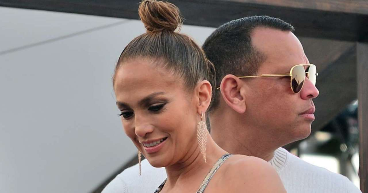 Jennifer Lopez is Angry on Alex Rodriguez for Putting on Weight