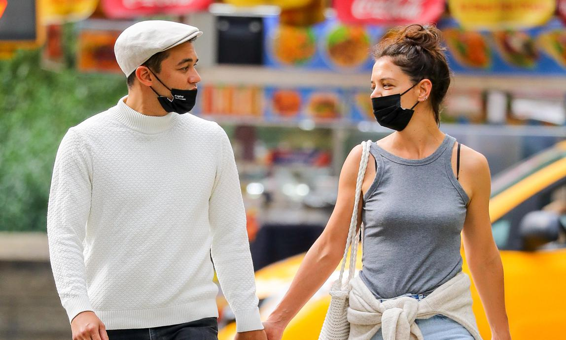 Katie Holmes and Emilio Vitolo Ending Relationship over Food Insults