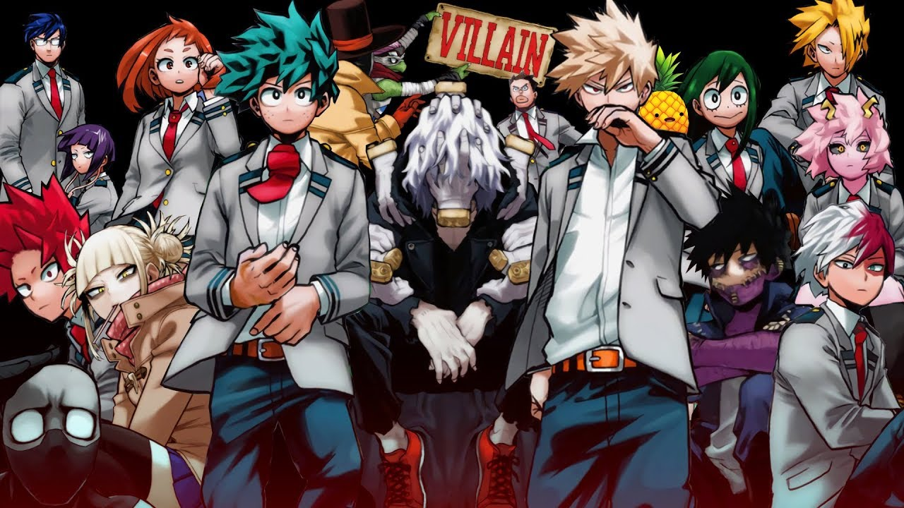 My Hero Academia Chapter 293 Read Online for Free and Legally