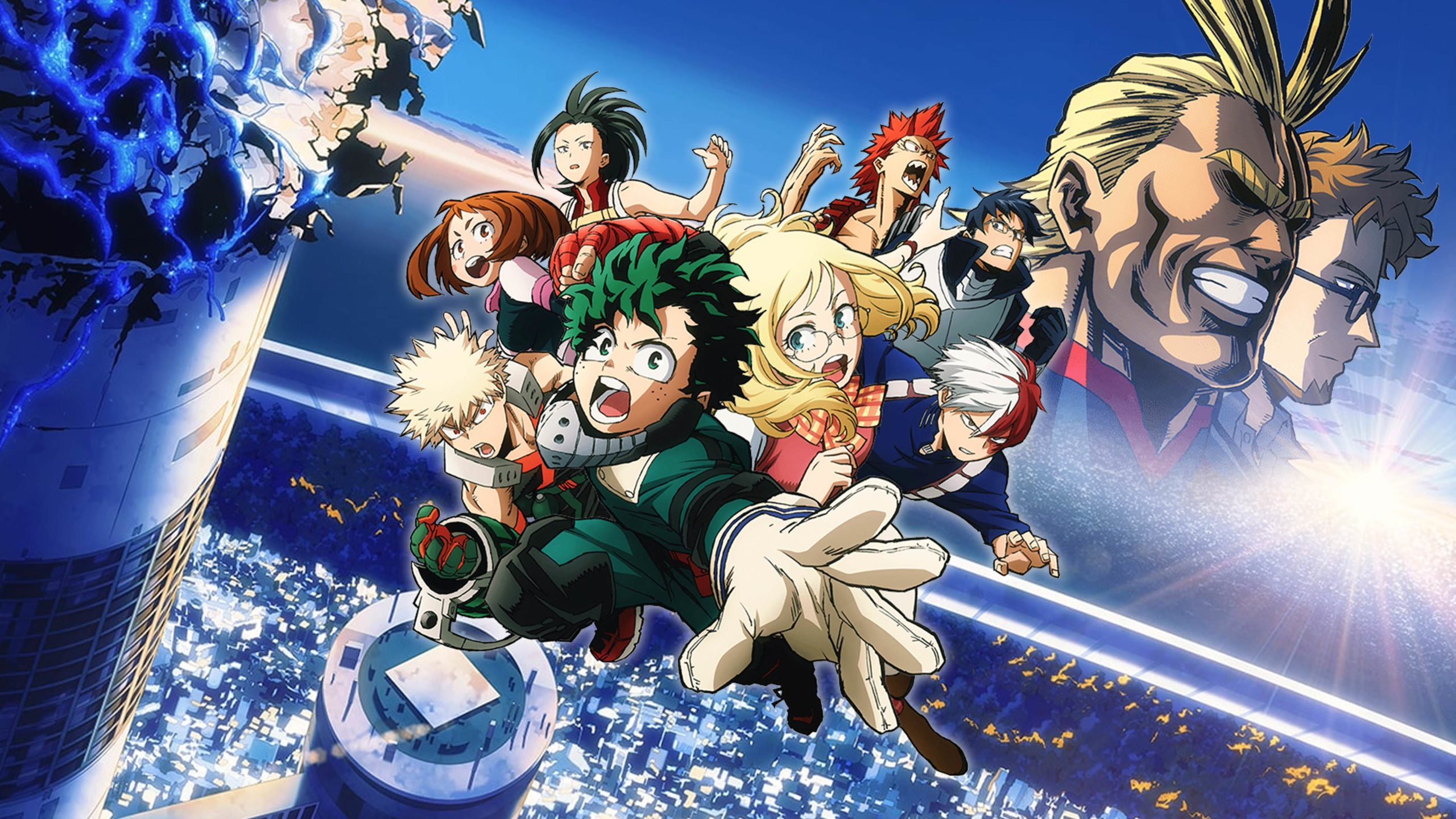 My Hero Academia Chapter 293 Release Date and Read Online