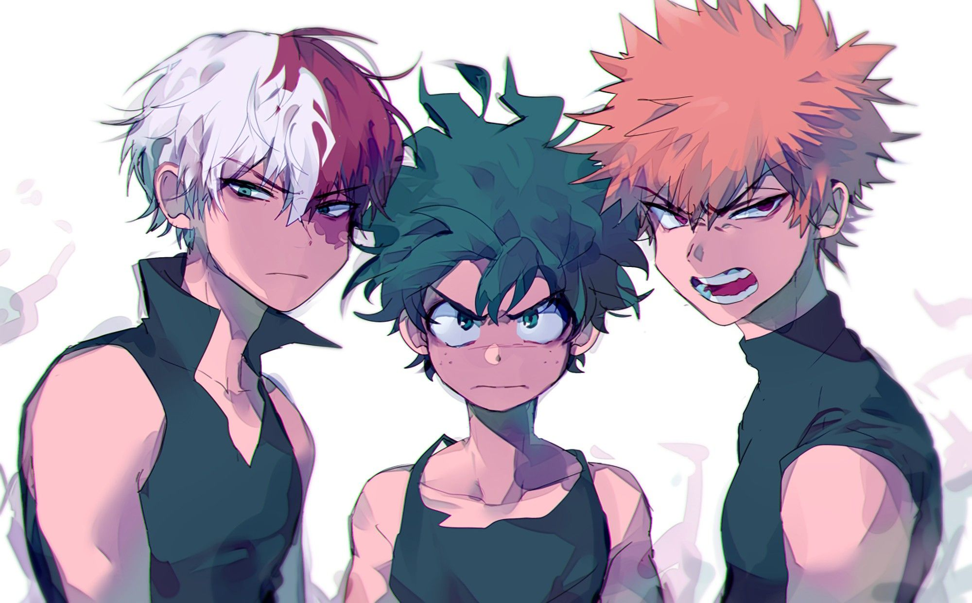 My Hero Academia Chapter 294 Release Date, Spoilers- Deku Fights Dabi to save Shouto and Endeavor