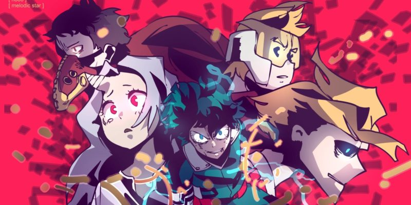 My Hero Academia Chapter 295+ Updates- Break Next Week, Chapter 296 out in January 2021