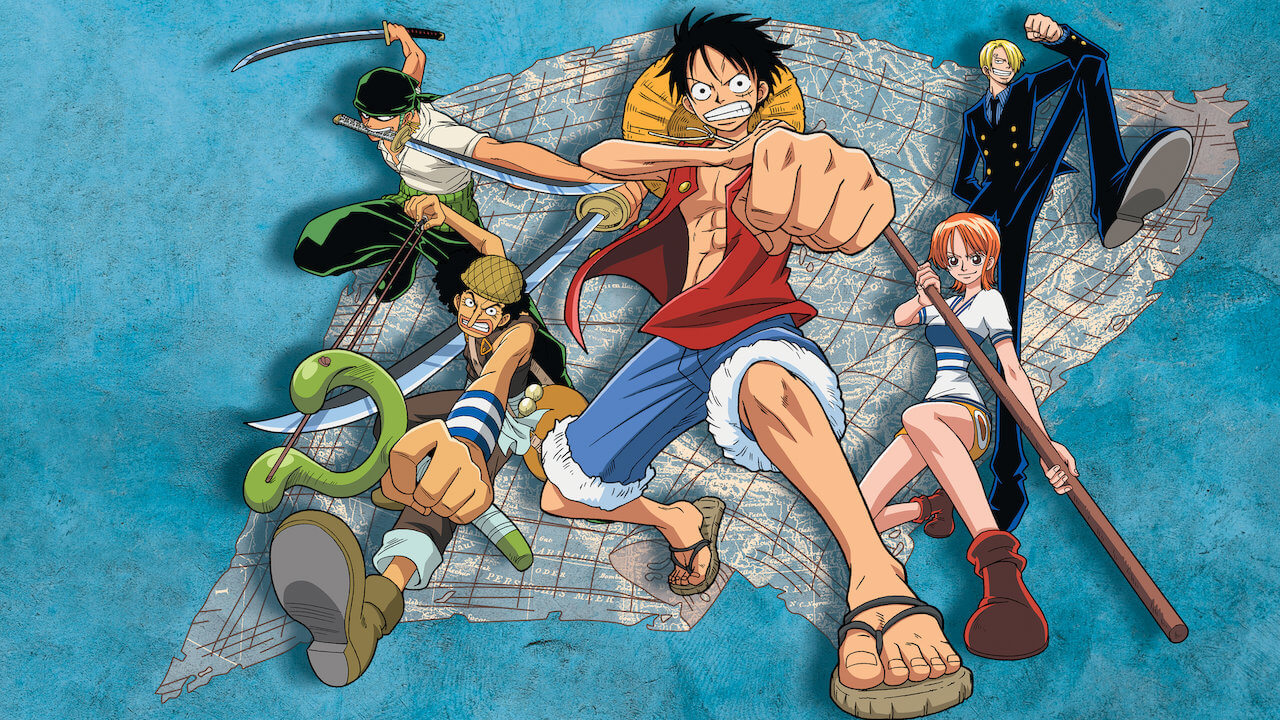 One Piece Chapter 1000 Read Online for Free and Legally