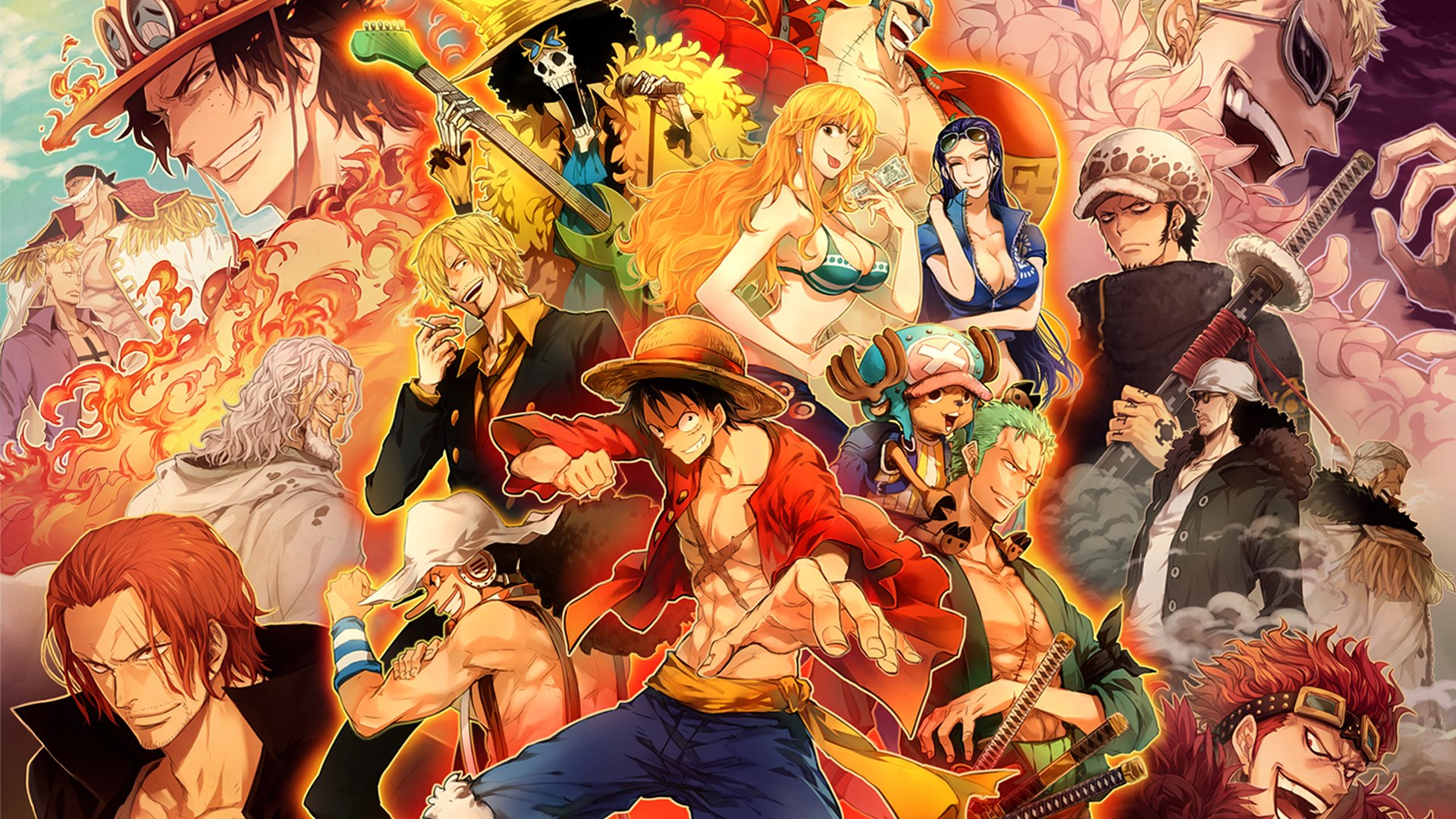 One Piece Chapter 1000 Release Date and Raw Scans Leaks