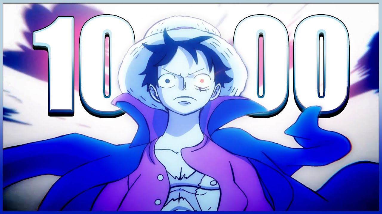 One Piece Chapter 1000 and Basic Summary