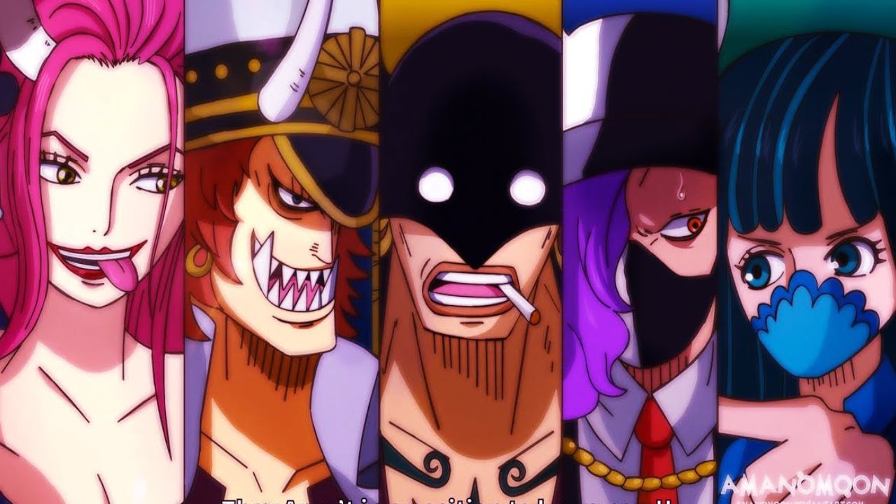 One Piece Chapter 998 English Release Date and Manga Read Online