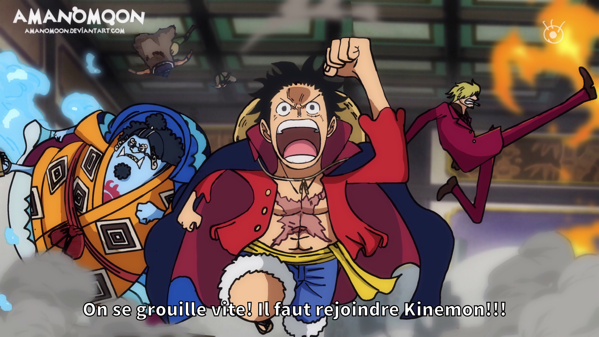One Piece Chapter 998 Release Date and Read Manga Online
