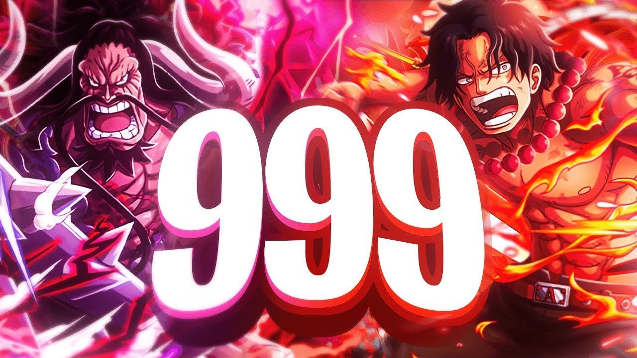 One Piece Chapter 999 Read Online for Free and Legally
