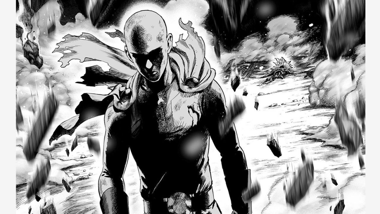 One Punch Man Chapter 137 Release Date Confirmed by Yusuke Murata