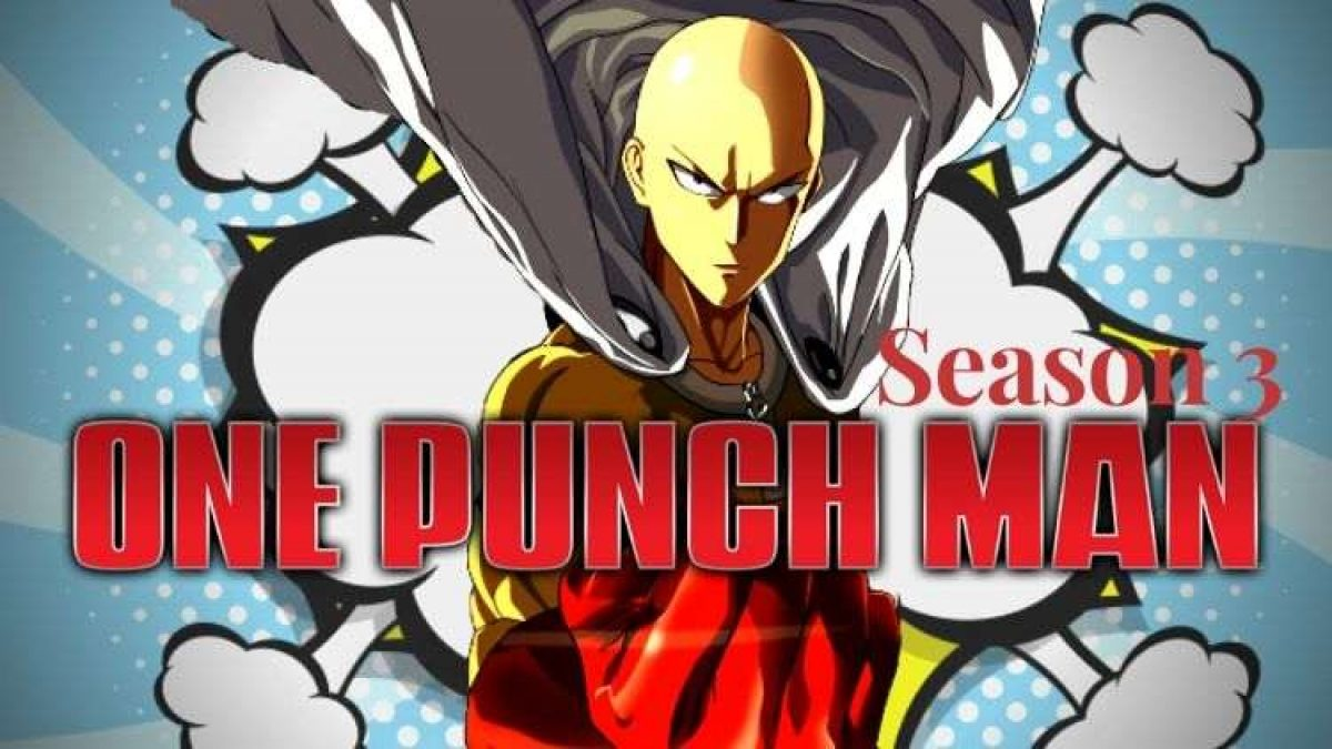One Punch Man Season 3 Release Date Delayed to 2021
