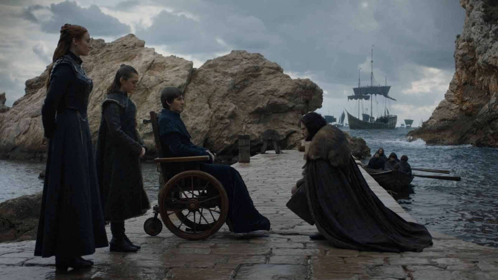 The Winds of Winter Story Change after Game of Throne Ending Fiasco