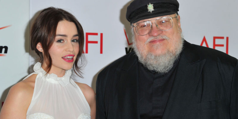 The Winds of Winter Updates- George RR Martin explains TWOW Writing Process and Delay Reasons