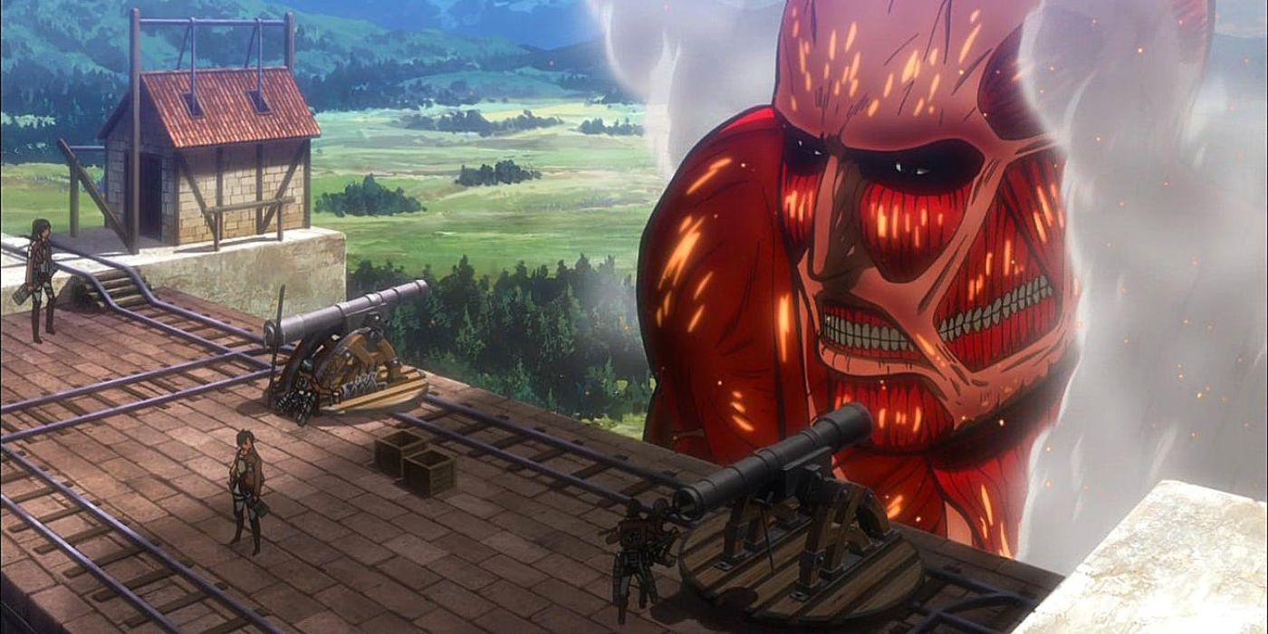Attack on Titan Chapter 137 Spoiler for Armin Blasting into Eren