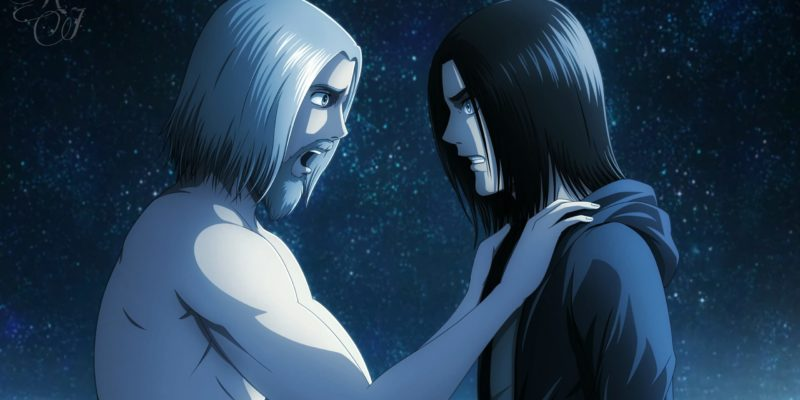 Attack on Titan Chapter 137 Spoilers, Leaks- Armin and Zeke Finds a way to stop Eren Rumbling
