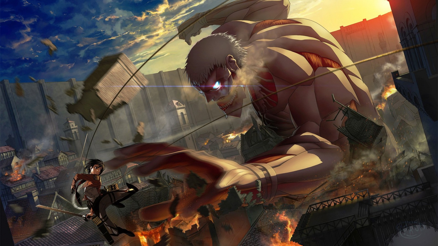 Attack on Titan Chapter 137 Theories and Predictions