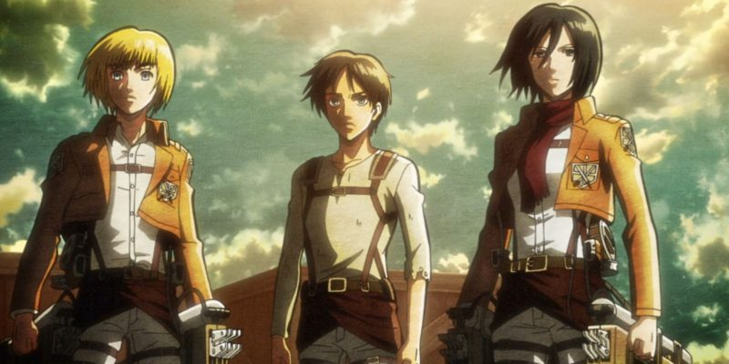 Attack on Titan Chapter 137 Theories says Eren will Eat Armin's Titan for his Freedom after Death