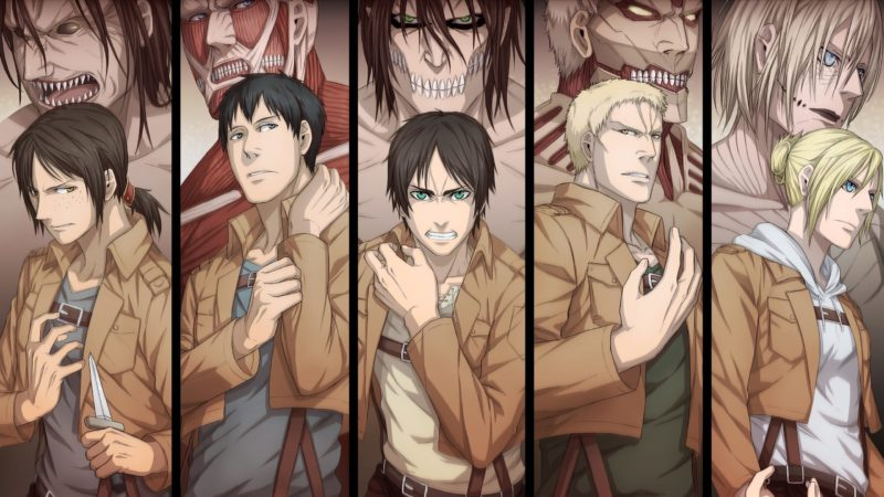 Block Toro: Attack on Titan Chapter 139 Release Date ...