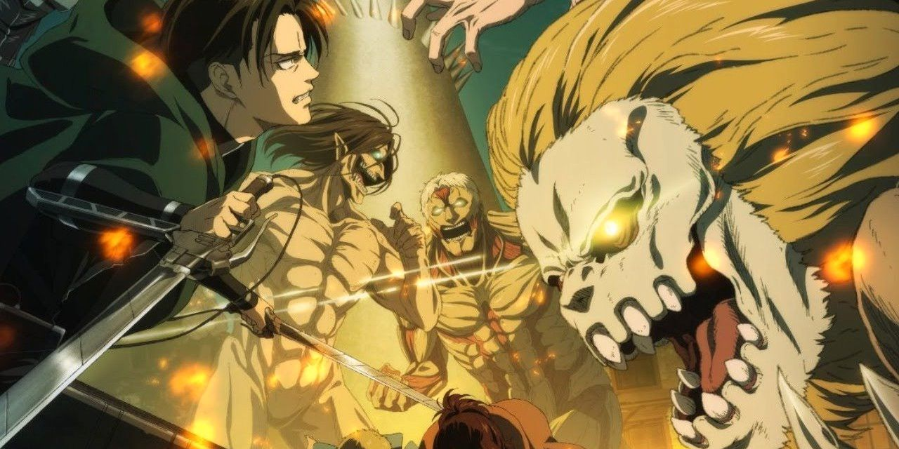 Attack on Titan Season 4 Episode 8 Release Date and Watch Anime Online