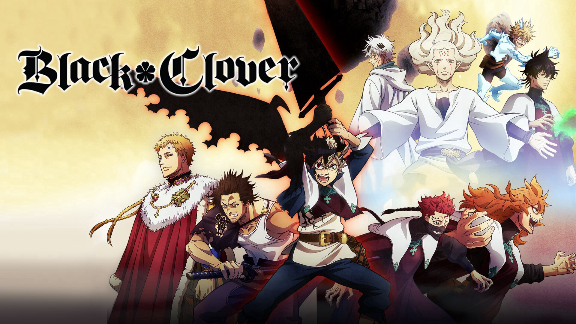 Black Clover Chapter 277 Read Online for Free on Sunday