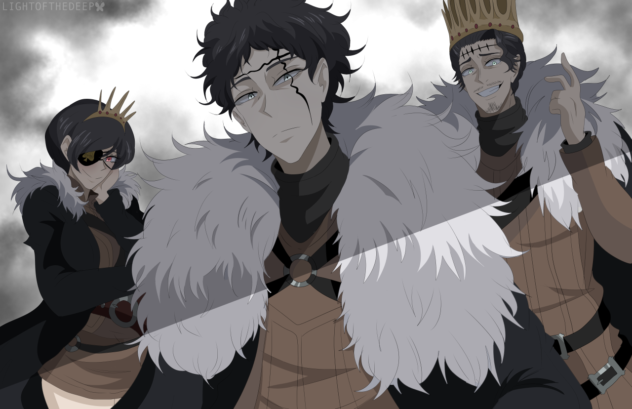 Black Clover Chapter 279 Release Date, Raw Scans and Read Online
