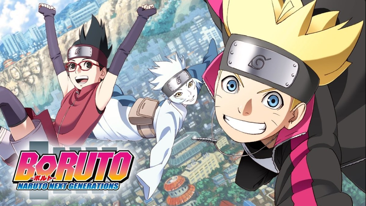 Boruto Chapter 54 Read Online for Free and Legally